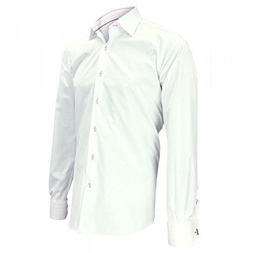 Chemise Allister Westminster Blanc Mc 100 2 Andrew Fil Double xzwPPEq
