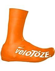 veloToze Cubierta alta para zapatos 2.0 – para uso con zapatos de ciclismo de carretera