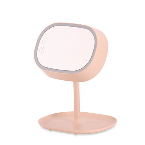 Multifunctional Makeup Mirror Table Lamp Collection Colorful