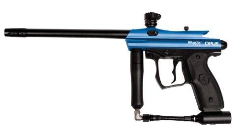 (Spyder Paintball Opus Guns, Ice Blue)