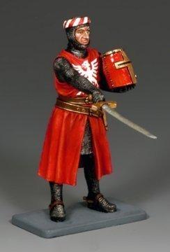King & Country MK148 Sir Bedivere (Sir Gawain And The Green Knight Part 1)