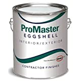 Glidden Mpn6500-01 Promaster Contractor Interior/exterior Latex Eggshell Paint White