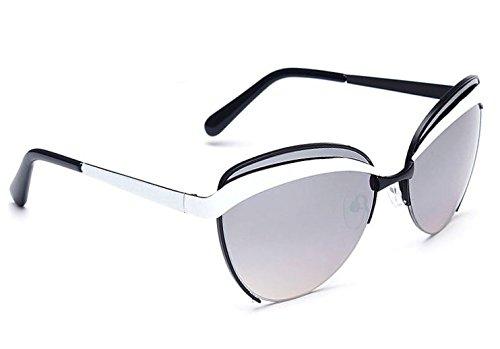 Mark Miller Fashion Aviator Sunglasses White 1200 WS Sunglasses