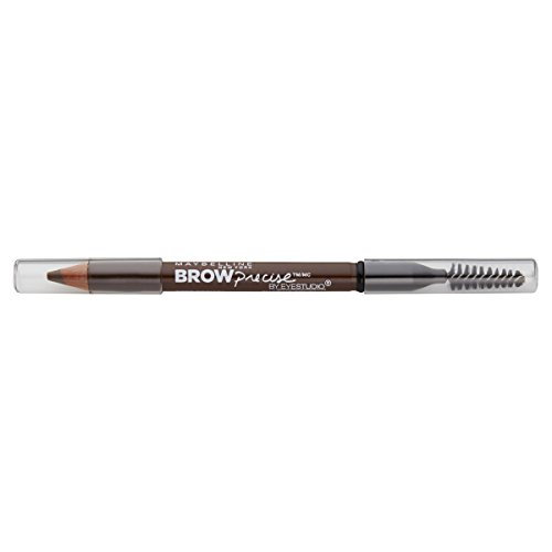 Maybelline New York Eyestudio Brow Precise Shaping Pencil, Soft Brown, 0.02 Ounce