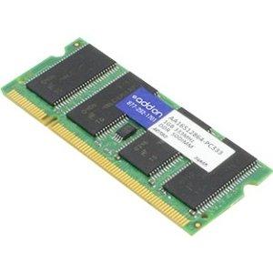 Add-onputer Peripherals, L AA16S12864-PC333 Jedec Standard 1 GB, Ddr-333 Mhz, Unbuffered 2.5V 200-Pin Cl3 Sodimm
