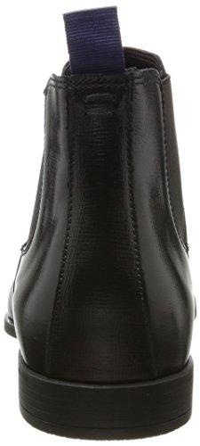 Kurt Black Men's Geiger Black Waldock London Boots Chelsea Np r8rqf
