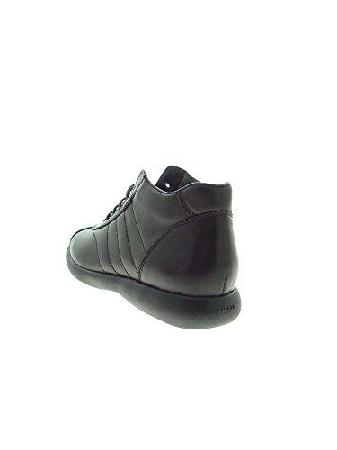 mid pelle Marrone uomo chocolat FRAU scarpe comfort pedule 27P4 waqTI
