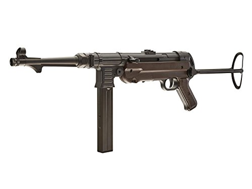 Legend Umarex MP40 GEN-3 CO2 Full Metal Semi/Full Auto Submachine .177 Airgun - Buy from A Real Manufacturers Authorized Dealer Since 1999 ()