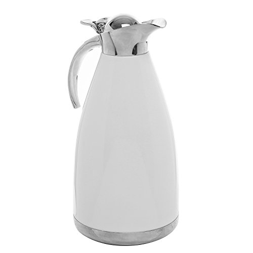 Stainless Insulated Thermal Serving Pitcher