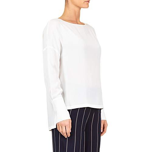 F9es06a07 Sweatshirt Coton Blanc Conti Femme Liviana vnz8Afqz