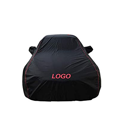XXchin Car Cover Skoda Subaru Waterproof Car Cover UV Protection All Weather Snow Dust Rain Wind Resistant Outdoor Car Clothes Fit Skoda Subaru