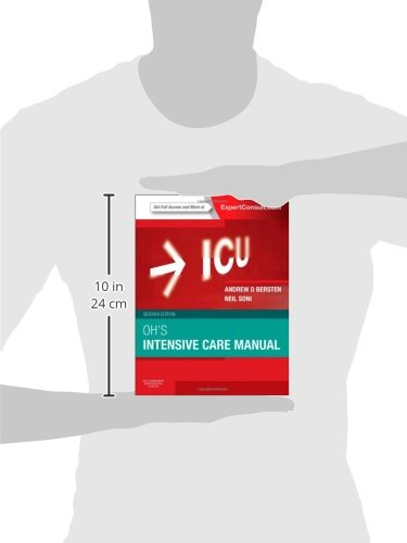 buy oh s intensive care manual book online at low prices in india rh amazon in