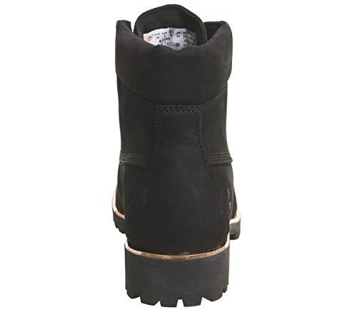 Gold Rose Timberland Rand Inch Premium Slim Boots Black 6 wFqaHY0rxq