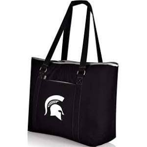 (NCAA Michigan State Spartans Tahoe Extra Large Insulated Cooler Tote)