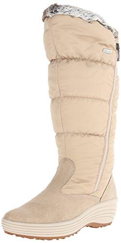 Amanda Amanda Womens Pajar Beige Boot Womens Beige Pajar Boot 1qEgncW