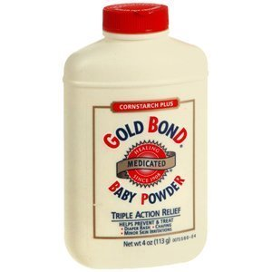 GOLD BOND CORNST PLUS BABY PWD 4 OZ(2 Pack) by Gold Bond