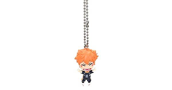 Amazon.com: Haikyuuu!! Hinata Shouyou – Mini figura de ...