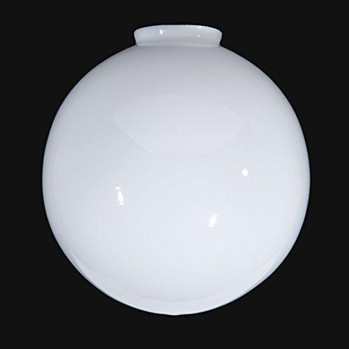 B&P Lamp 12'' Opal Glass Ball Lampshade by B&P Lamp (Image #1)