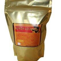 Hunza Gold Bitter Certified Organic Raw Apricot Kernels (10 Pounds / 4.5kgs) by Hunza Gold