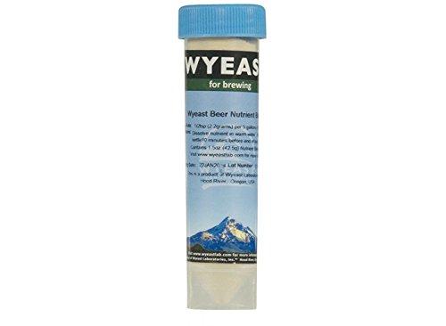 Wyeast Yeast Nutrient - 1.5 oz (Pack of 5)