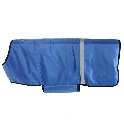 (HEEPDD Calf Coat, Oxford Fabric Calf Blanket Ripstop Waterproof Windproof Calf Jacket Livestock Farm Animals Supplies )