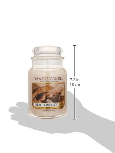 Yankee Candle Large Jar Candle, Beach Wood by Yankee Candle (Image #6)