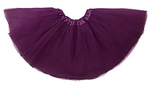Dancina Deep Purple Tutu Women Regular 2-18 -