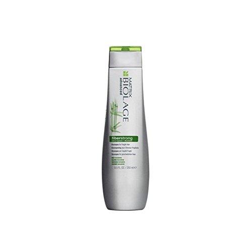 マトリックスバイオレイジのシャンプー(250ミリリットル) x4 - Matrix Biolage Fiberstrong Shampoo (250ml) (Pack of 4) [並行輸入品] B072BBZLMP