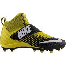 Nike Mens Lunarbeast Pro TD Football Cleats 10 Yellow/Black