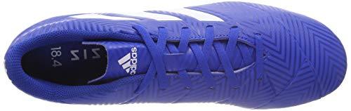 de Nemeziz 001 Football Fooblu FxG Homme 4 18 Bleu adidas Chaussures Ftwbla Fooblu wTUCXqqd