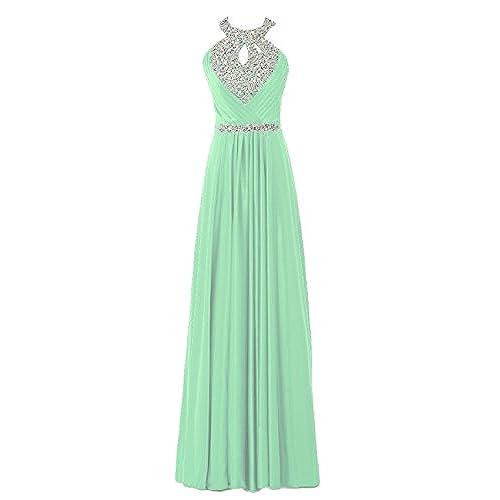 Mint Green Prom Dress: Amazon.com