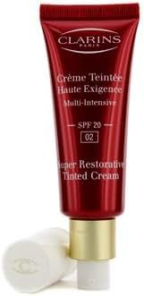 Clarins Super Restorative Tinted Cream SPF 20 - Sand 1.3 Oz.