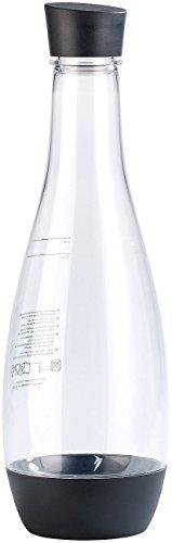 Rosenstein & Söhne Ersatz-Flasche für Wassersprudler WS-110.Soda, 1 l