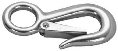 Campbell T7631614 4-21/32'' Stainless Steel Snap Hook by CAMPBELL CHAIN/COOPERTOOLS