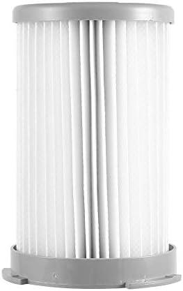Triamisu Accesorios de aspiradora Limpiador Filtro HEPA Polvo de Filtro de Alta eficiencia para Electrolux ZS203 ZT17635 / Z1300-213 - Gris: Amazon.es: Hogar