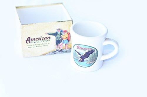 American Expedition Bald Eagle Wildlife Diner Mug