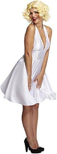 Emmas Wardrobe Traje del Vestido Marilyn Monroe Fantasía - de ...