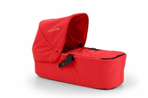 Bumbleride Indie Carrycot, Cayenne Red by Bumbleride