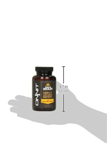 Alpha BRAIN® (90ct) The Flagship Memory & Focus by Onnit Labs by ONNIT (Image #3)