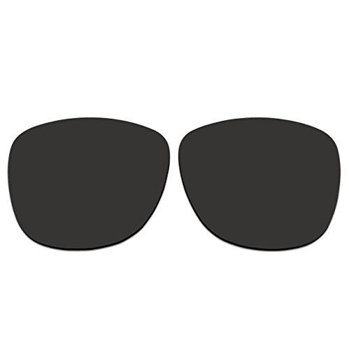 ACOMPATIBLE Replacement Lenses for Ray-Ban Folding Wayfarer RB4105 54mm Sunglasses (Black - - Rb4105 Polarized
