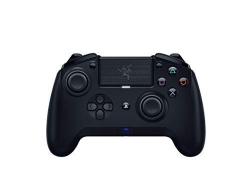 Razer Raiju Tournament Edition 4 Gaming Controller Bluetooth & Wired Connection (PS4 PC USB Controller with Four Programmable Buttons, Quick Control Panel and Ergonomics Optimized for Esports)