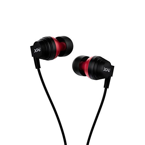 (XPG EMIX I30 True 3D 5.2 Channel Surround Sound in-Ear Gaming Headset (EMIX I30))