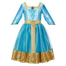Disney Princess Brave Merida Royal Dress from Disney Princess