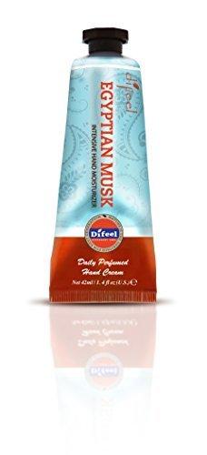 SFC Difeel Hand Cream, Egyptian Musk, 1.4 Ounce