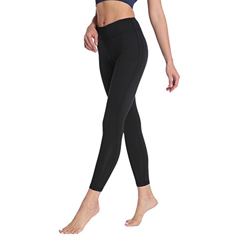 Beethin Health Fitness Long Leggins Flex Yoga Pants Stretch Tights Cargo for Women