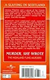 Murder She Wrote: The Highland Fling Murders