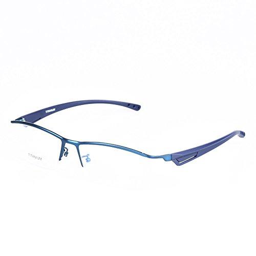 ad4fb1e33c SO SMOOTH WIND Lightweight Titanium Glasses for men Large Size Eyeglasses  56mm