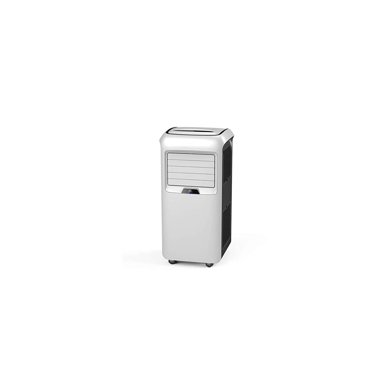 Mobile Klimaanlage bewegliche Klimaanlage Kühlung, Heizung, Luftentfeuchter und Fan Funktionen ...