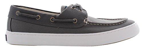 Sperry Herre Cutter 2-eye Chambray Grå / Trækul 4zp3R1