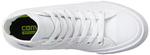 Ginnastica Bianco White Adulto Converse da – Unisex Scarpe 150148c White Navy pAqWzt0
